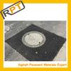 The assistant of the asphalt pavement ----- asphalt cold patch