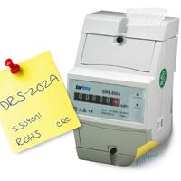 Analog display single phase din voltmeter multimeter supplier