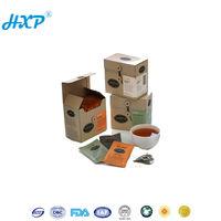 Packaging box 3-Layer B-Flute Flexo Twisted Decorative Modern Japanese Tea Boxes
