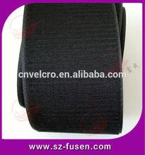 High Quality Black Velcro Cloth Tape Strap