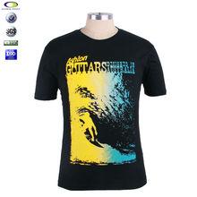 2012 new cheap o-neck printed 100 cotton man's t-shirt