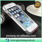 Fashion PC+TPU bumper case for iphone5c