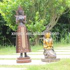 Home and garden decoration thai buddha statue.