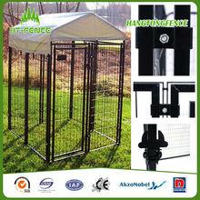 Hot sale powder welded mesh dog kennel