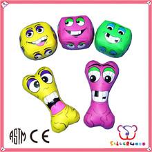 ICTI SEDEX factory logo branded customized cheap custom stress balls