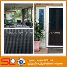 Australian Standard 1.2mx2.0m stainless steel security window mesh(BV Certificate)