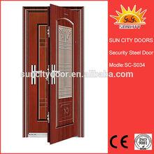 Quality steel bar gate door SC-S034