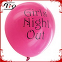 hen party balloon party decoration