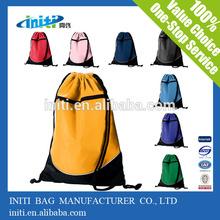 wholesale cheap nylon mesh drawstring bags
