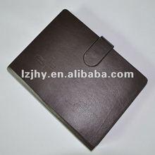 PU notebook printing service