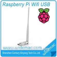 Raspberry Pi USB Wifi Micro Adapter Dongle 802.11n Plug and Play RT5370(SL-1506N)