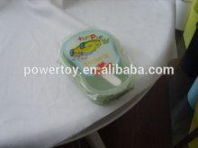 Beautiful updated promotion plastic cartoon lunch box
