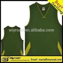 Low MOQ wholesale mens basketball shorts,sleeveless basketball shirts,green basketball shirt