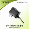 5V 1A universal switching power adapter 5W with CCC CE GS KC PSE Certificate