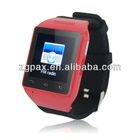 Touch Screen Wrist Fast Track Device Gsm Gps Smart Kids Cell Phone Watch S18