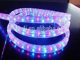led solar garden light china supplier high BrightnessRGB LED Rice Rope Light waterproof