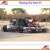 Zhenhua Go Kart Racing Go karts 270cc Racing Kart with reverse clutch manual gear with bumper