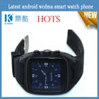 China Smart Watch OEM Factory SIM TF GPS, WiFi, Bluetooth4.0 5MP Camera Android 4.0 OS Smart Watch Phone