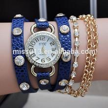 chain bracelet watch 2014 new style women rhinestone vintage watch Lady watch
