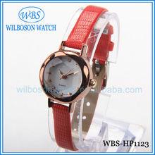 2012 popular stylish small wrist vogue women watch