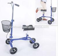 New design knee walker for knee disabilities user