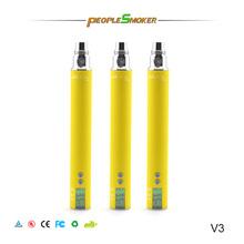 2014 manufacture price ego VV3 battery, various watt battery, mega e cigarette battery