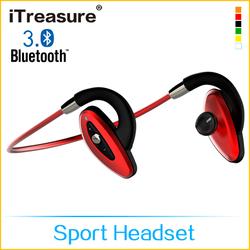 iTreasure cheap communication bluetooth wireless radio earpiece