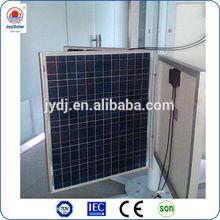 price per watt solar panels/solar panel lamp/100w poly solar panel