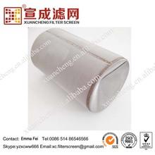 Tube Type Filter Mesh Netting