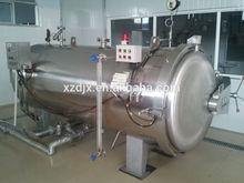 steam or water used single pot sterilizing retort