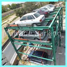 Portable auto park system car parking system