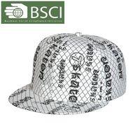 BSCI audit cheap fashion flat hat painter caps wholesale