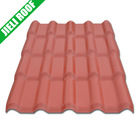New Resin Roof Tiles Design