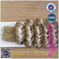 2014 whole stick new arrival 7A pre- bonded brazilian u-tip deep wave hair