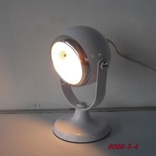European Style motorcycle table lamp light price induction lamp,touch avialiable 8008-5-4