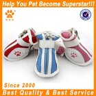 Fashion and cute design low price for hot weather dog women shoes