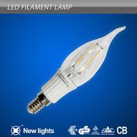 2014 New design 360 degree LED filament bulb ,led filament light,led filament lamp residential led street light
