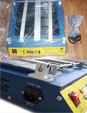 T-8280 220V/110V PCB Preheater, professional IR-preheating plate for infrared SMD rework, BGA Rework Station Preheating machine