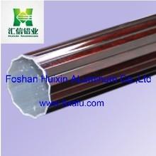 Cortina de alumínio pista, Alumínio trilho de cortina, Cortina faixa perfil