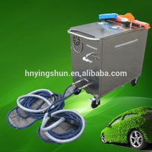 2014 CE 12KW 13bar mobile steam car wash machine price /electric steamer car wash