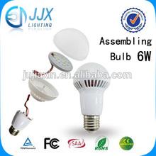 2014 hot sale led bulb high quality energy saving led bulb easy assembling led bulb saving cost