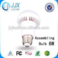 high quality energy saving led bulb easy assembling led bulb saving cost