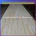 paulownia tablero del dedo conjunta o de madera utilizado para los muebles y la decoración