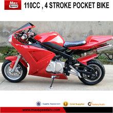 110CC 4 stroke new pocket bike