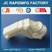 custom Milky white HIPS parts injection tooling / plastic die for mass production