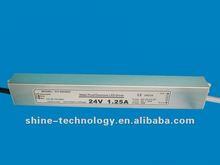 24V 5w high voltage laser power supply