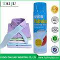 almidón planchado de pulverización para la ropa