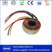 20VA-500VA Dimmable Toroidal Lamp Transformers with UL/CE recognized
