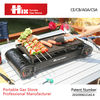 New design portable charcoal bbq fire pit