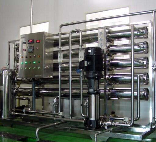 Water purification business plan